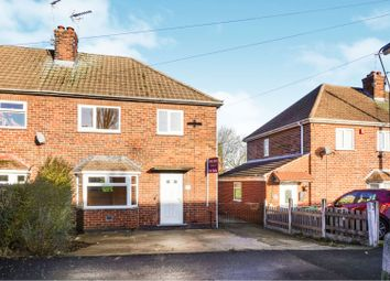 Thumbnail 3 bed semi-detached house for sale in Parkside, Alfreton