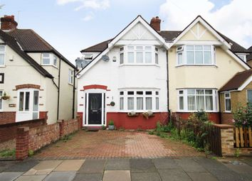 Thumbnail 3 bed semi-detached house for sale in Rydal Gardens, Whitton, Twickenham