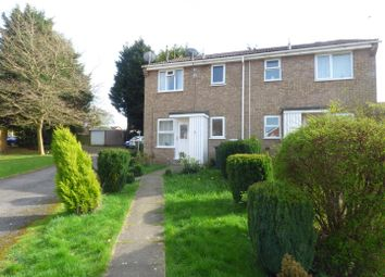 Thumbnail 1 bedroom town house for sale in Rye Close, Oakwood, Derby
