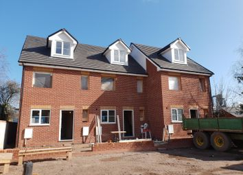 Thumbnail 4 bedroom end terrace house for sale in Newstead Court, Newtown Road, Hereford HR49Ln