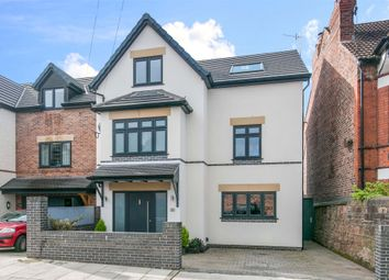 Thumbnail Detached house for sale in Brookfield Gardens, West Kirby, Wirral