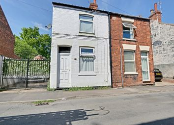 Thumbnail 2 bed end terrace house for sale in Finkle Lane, Barton-Upon-Humber, Lincolnshire
