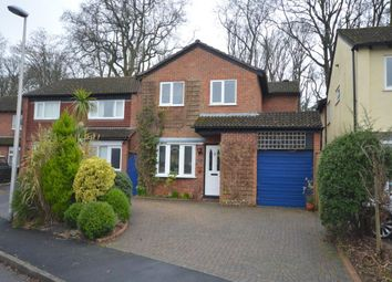 Thumbnail 3 bedroom detached house to rent in Evergreen Close, Exmouth