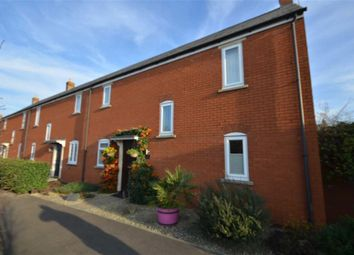 Thumbnail 3 bed end terrace house for sale in Soren Larsen Way. Hempsted, Gloucester