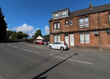 Thumbnail 1 bed flat for sale in Stevenston Street, Motherwell, North Lanarkshire