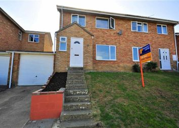 Thumbnail 3 bed semi-detached house for sale in Guildings Way, Kings Stanley, Stonehouse