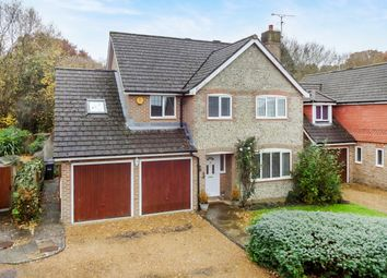 Thumbnail 5 bed detached house to rent in Harvey Close, Sayers Common, Hassocks