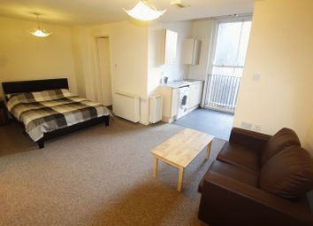 Thumbnail 1 bed flat to rent in Heathcoat Street, Nottingham