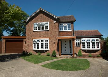 Thumbnail 4 bed detached house for sale in Hoblands End, Chislehurst
