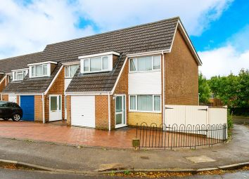 Thumbnail 3 bed semi-detached house for sale in Gaylyn Way, Fareham