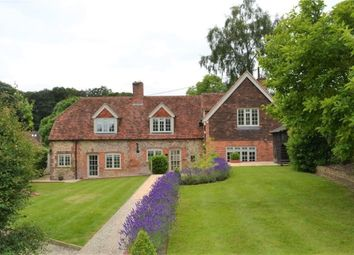 Thumbnail 4 bed cottage to rent in Turville, Henley-On-Thames