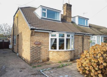 Thumbnail 3 bedroom semi-detached bungalow for sale in Ley Lane, Mansfield Woodhouse, Mansfield