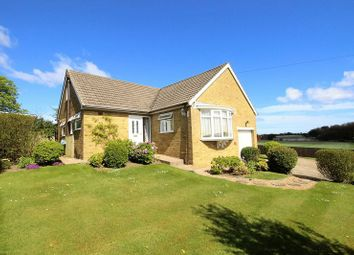 Thumbnail 2 bed detached bungalow for sale in Station Road, Scalby, Scarborough