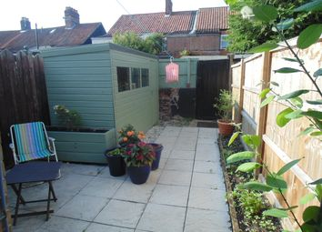 Thumbnail 2 bedroom terraced house to rent in Bakers Road, Norwich