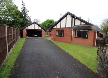 Thumbnail 5 bed detached bungalow for sale in Birchwood Grove, Twemlows Avenue, Higher Heath, Whitchurch