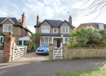 Thumbnail 5 bed detached house for sale in Queen Annes Place, Winchmore Hill