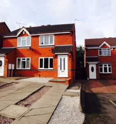 Thumbnail 2 bed semi-detached house for sale in Denbigh Close, Milking Bank, Dudley, Milking Bank, Dudley