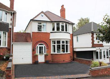 Thumbnail 3 bed link-detached house for sale in Trevanie Avenue, Quinton, Birmingham