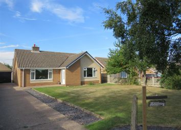 Thumbnail 3 bed detached bungalow for sale in Church Lane, East Drayton, Retford