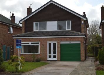 Thumbnail 4 bedroom detached house to rent in Seal Road, Bramhall, Stockport