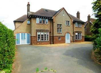 Thumbnail 6 bedroom detached house for sale in Weeping Cross, Stafford