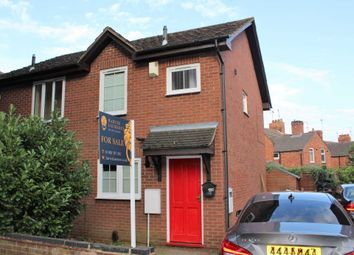 Thumbnail 2 bed semi-detached house for sale in Finedon Road, Wellingborough