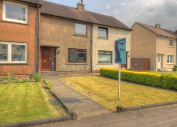 Thumbnail 2 bed terraced house for sale in Larbert Road, Bonnybridge