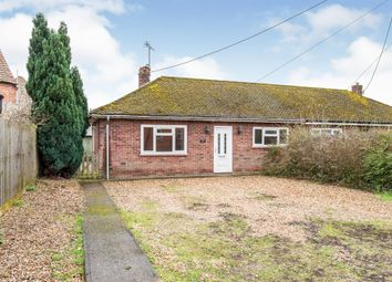 Thumbnail 2 bedroom semi-detached bungalow for sale in High Street, Brandon