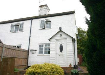 Thumbnail 2 bedroom semi-detached house for sale in Wantage Road, Eddington, Hungerford