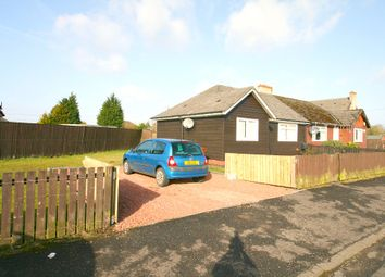 Thumbnail 2 bed semi-detached bungalow for sale in Bertram Street, Shotts