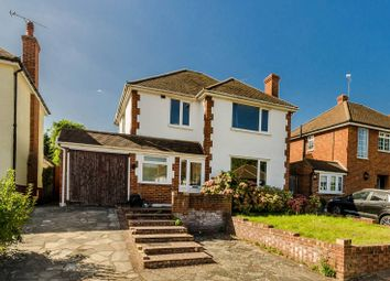 Thumbnail 3 bed detached house for sale in Woodlea Drive, Bromley
