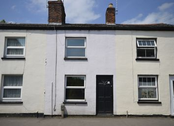 Thumbnail 1 bed terraced house for sale in Upper Church Street, Oswestry
