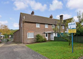 Thumbnail 3 bed semi-detached house for sale in Old Road, Elham, Canterbury, Kent