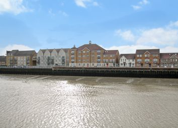 Thumbnail 2 bedroom flat for sale in Quayside, Hancock Way, Shoreham-By-Sea, West Sussex