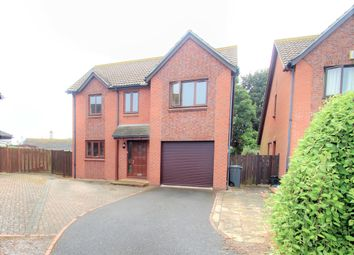 Thumbnail 4 bed detached house for sale in Anchorage Close, Brixham