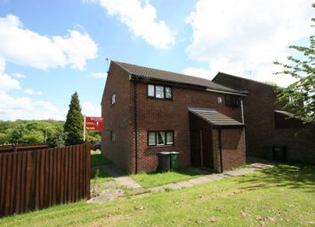 Thumbnail 1 bedroom flat to rent in Fairway Road South, Shepshed, Loughborough