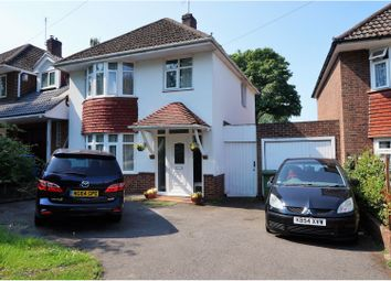 Thumbnail 3 bedroom detached house for sale in Lordswood Road, Upper Shirley, Southampton