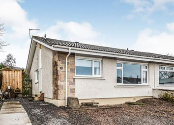 Thumbnail 2 bed bungalow for sale in Leachkin Avenue, Inverness, Highland