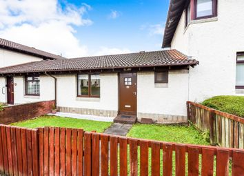 Thumbnail 1 bed terraced bungalow for sale in Bowmore Court, Lawthorn, Irvine