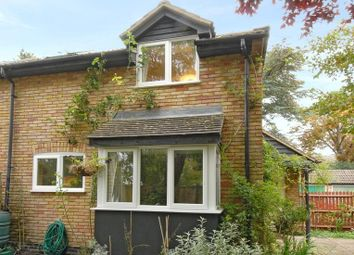 Thumbnail 1 bed property to rent in Byron Close, Twyford, Reading