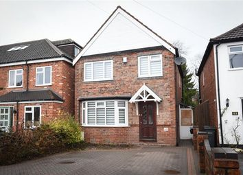 Thumbnail 3 bed detached house for sale in Slade Road, Four Oaks, Sutton Coldfield