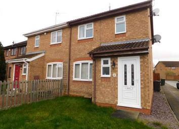Thumbnail 3 bed semi-detached house to rent in Nightingale Court, Gunthorpe, Peterborough
