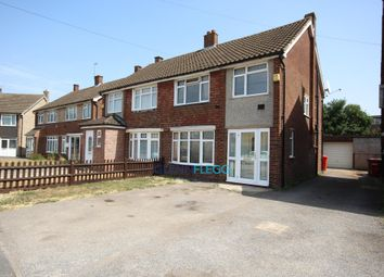Thumbnail 3 bedroom semi-detached house to rent in Coleridge Crescent, Colnbrook, Slough