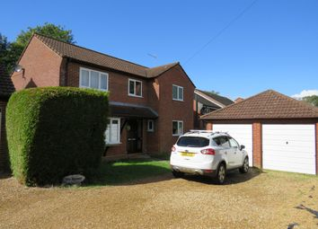 Thumbnail 4 bed detached house to rent in Wildern Lane, Hedge End, Southampton