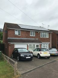 Thumbnail 3 bed detached house to rent in Edward Road, Fleckney