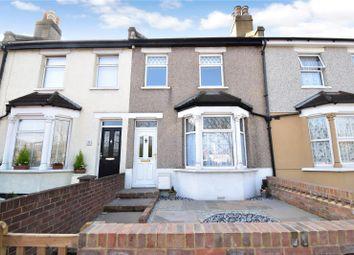 Thumbnail 3 bed terraced house for sale in Dartford Road, Dartford