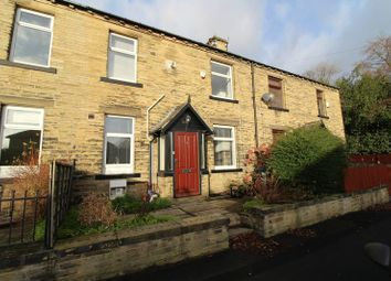 Thumbnail 2 bedroom terraced house for sale in Holme Street, Lightcliffe, Halifax