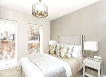 Thumbnail 2 bed flat for sale in Sutton Road, St Albans, Hertfordshire