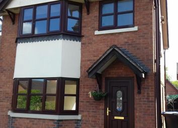 Thumbnail 3 bed detached house to rent in Chelsea Close, Biddulph, Stoke-On-Trent, Staffordshire
