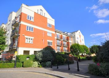 Thumbnail 1 bedroom flat for sale in Nicholas Court, Corney Reach Way, London